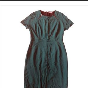 Vince Camuto Evergreen Dress